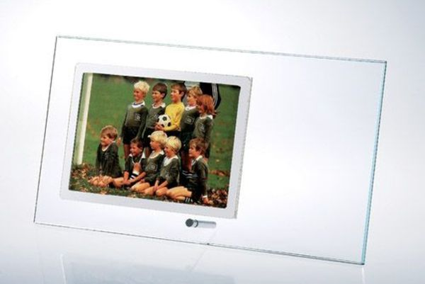 Awards and Recognition : Starfire Horizontal Silver Photo Frame